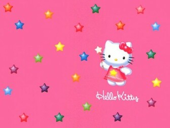 hello kitty wallpaper hello kitty wallpaper pink cute hello kitty