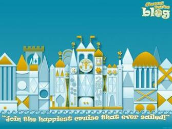 Our its a small world Desktop Wallpaper Disney Parks Blog