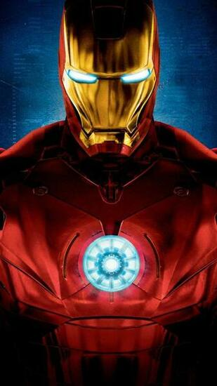 Iron man suit   Best HTC One M9 wallpapers download