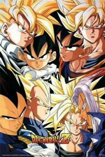 Dragon Ball Z iPhone Wallpaper HD