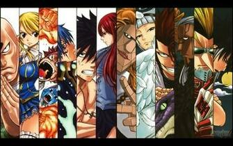 Manga And Anime Wallpapers Fairy Tail Cool HD Wallpapers