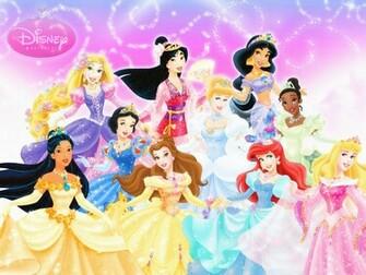 Ten Official Disney Princesses disney princess 28217816 1600 1200jpg