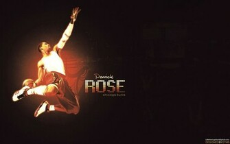 Derrick Rose Wallpaper by markymark1989