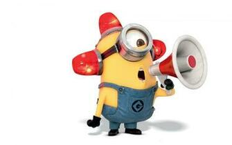 Minion Carl in Despicable Me 2 HD Wallpaper   iHD Wallpapers