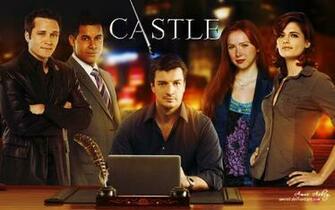 Castle Tv Show wallpapers   Castle Wallpaper 30445709