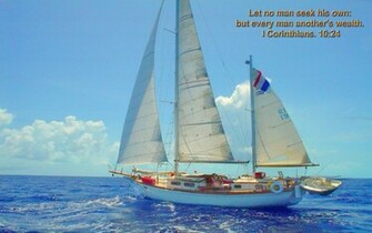 Versed wallpapers sailing wallpaper screensaver christian bible