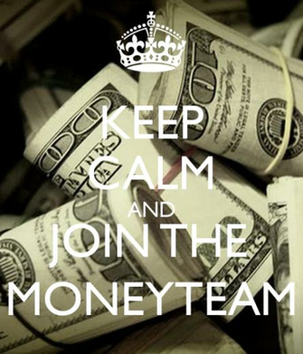 The Money Team Logo The money team logo wallpaper
