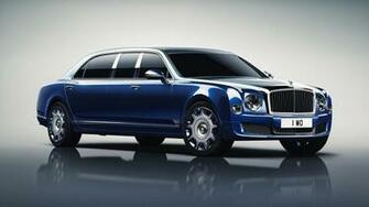 Bentley Mulsanne Grand Limousine UHD 4K Wallpaper Pixelz