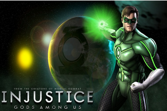 Injustice Green Lantern Wallpaper by NerdyOwl299