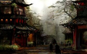 China Wallpaper 1920x1200 Red China Ninjas Katana Samurai Chinese