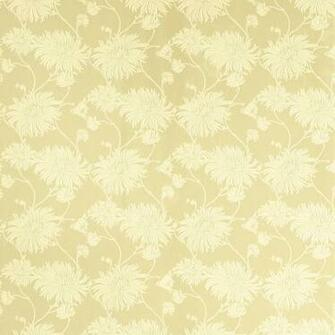 Home Decorating Wallpaper Kimono Gold Floral Wallpaper
