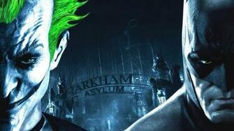 Batman The Complete Arkham Saga Origins Asylum City Knight