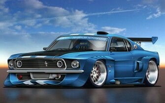 1280x800 FORD MUSTANG desktop PC and Mac wallpaper