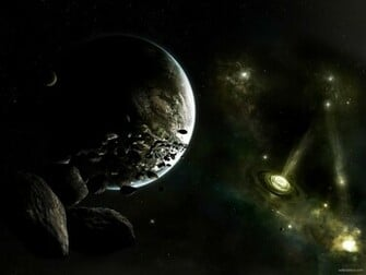 Deep Space Wallpaper Universe and All Planets Pictures