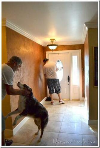tips for hanging grasscloth wallpaper 2015   Grasscloth Wallpaper