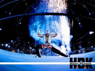WWE BLOG Shawn Michaels Wallpapers