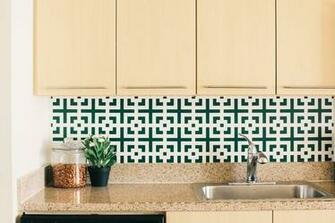 Inspired Whims Removable And Stylish Backsplash Ideas