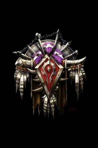 World of warcraft horde iPhone wallpapers Background and Themes