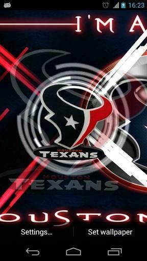 Texans Football Wallpaper Houston texans live wallpaper