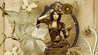 Steampunk girl   128496   High Quality and Resolution Wallpapers on