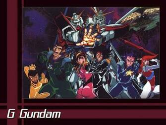 G Gundam Wallpaper 1 1024 x 768 Anime Cubed