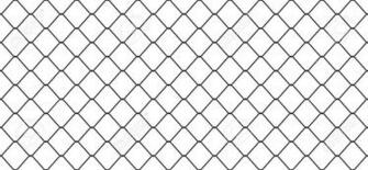 Seamless Pattern Wire Mesh Chain Link Fence Vector Isolated
