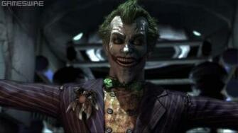 Batman Arkham Asylum images Joker HD wallpaper and background
