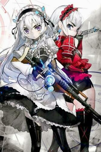 AnimeChaika  The Coffin Princess  640x960 Wallpaper ID 165722