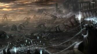 Name 18788 destroyed city 1920x1080 fantasy wallpaperjpgViews