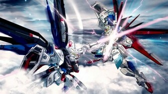 Suit Gundam Seed Destiny Wallpaper 1920x1080 Full HD Wallpapers