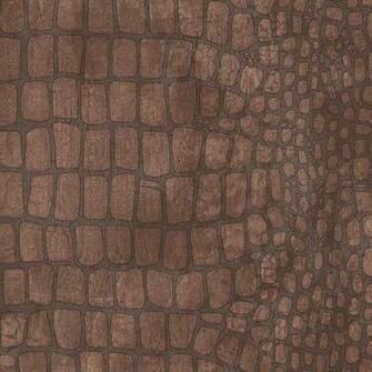 Alligator Skin Pattern Wallpaper Brown   Traditional   Wallpaper   by