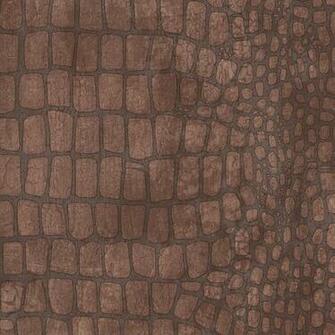 Alligator Skin Pattern Wallpaper Brown   Traditional   Wallpaper   by