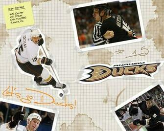 Ryan Getzlaf Ducks Wallpaper Hockeywallpapersnet Wallpaper Photo