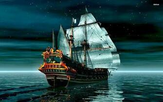 1voojuisland ship boat wallpaper 1920x1200 574170 WallpaperUP