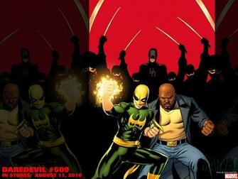 Action Immortal Iron Fist Wallpaper