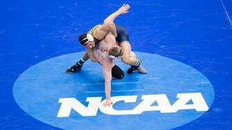 Eight Wolverines Pittsburgh Bound for NCAA Wrestling Championships