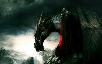 dragon fans out there I found these amazingly cool dragon wallpapers