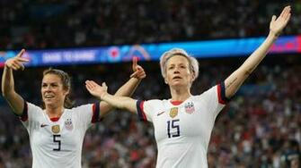 England vs USA Womens World Cup Another total shtshow circus