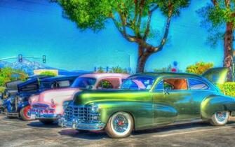 Wallpaper Neon Cars Classic Cool Pretty Photography