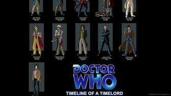 Doctor Who Timeline Of A Timelord for 1920x1080