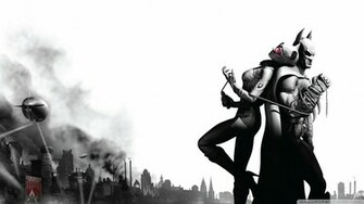 wallpapers HD 1920x1080 batman arkham city   Taringa