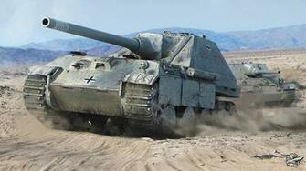 Images WOT SPG Jagdpanther II Ferdinand vdeo game