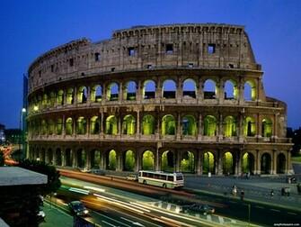 Colosseo Roma Italia wallpaper