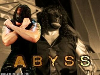WRESTLESCOOPCOM TNA WALLPAPER ABYSS