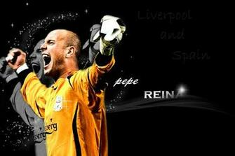 Pepe Reina Victory Wallpaper   Football HD Wallpapers