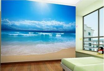 Customize photo wallpaper wall paper non woven wallpaper for living