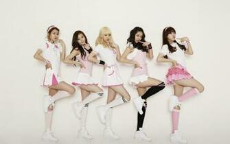 South Korean Five Girls are HD Desktop Wallpaper and Best Backgrounds