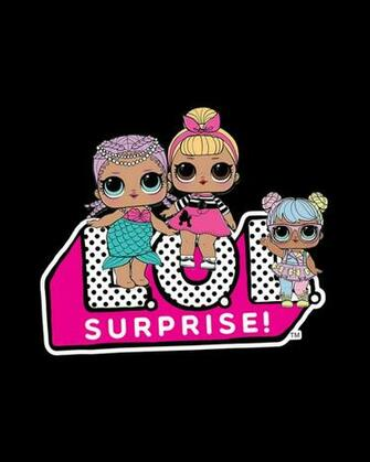 LOL Surprise Dolls Girls Wallpaper by beckmanboy