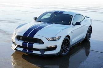 The All new Shelby GT350 Mustang