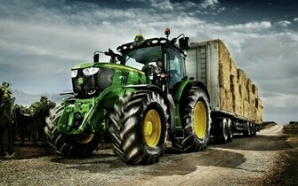 John Deere Sprayer Wallpaper